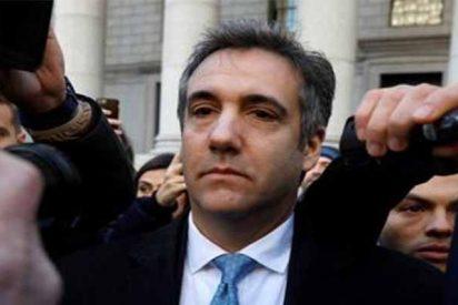Michael Cohen, exabogado de Trump, condenado a 3 años de cárcel por 'encubrir trapos sucios'