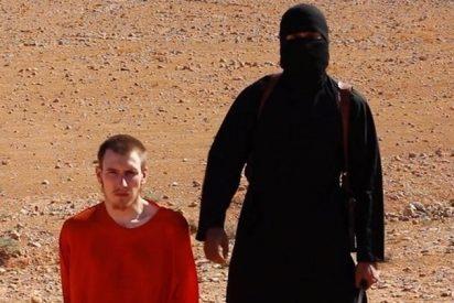 El Pentágono mata con un drone al decapitador encapuchado de la foto
