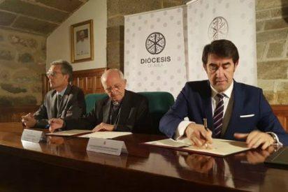 La Diócesis de Ávila se suma a la donación de vivienda rural en la comunidad