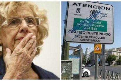 Las víctimas del caótico Madrid Central de Carmena son los más débiles: camareros, trabajadores con horario de noche y personas mayores