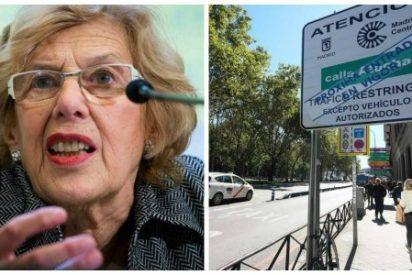 Madrid Central reduce el consumo en el centro: Comerciantes, hosteleros y transportistas, en peligro