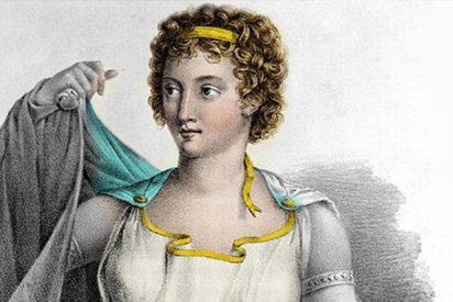 """Agnódice: la médico juzgada por """"seducir a sus pacientes"""" que provocó una rebelión de mujeres en la antigua Grecia"""
