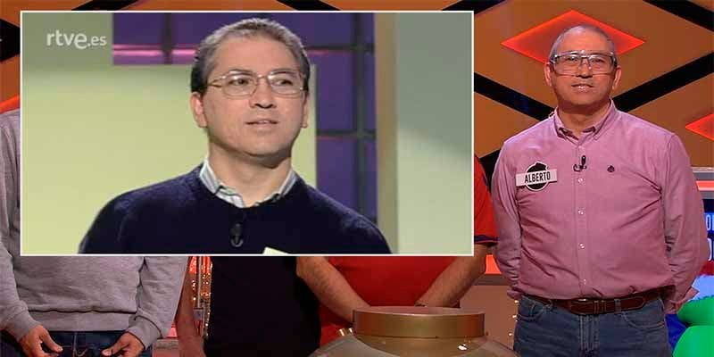 ¡Boom!: Se llama Alberto Sanfrutos, es maestro retirado, concursante en 'Saber y ganar' y nuevo 'lobo'