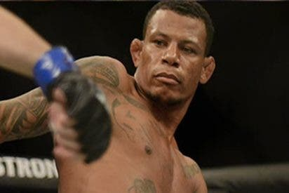 Le arrojan una granada a este luchador de la UFC durante una pelea callejera y sobrevive