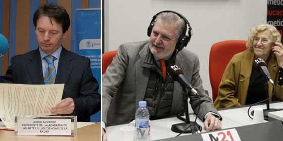 El jefe técnico de la emisora municipal de Carmena preside la Academia de la Radio al más puro estilo 'estalinista'