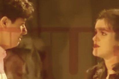 Este es el desgarrador vídeo de la ruptura de Amaia y Alfred