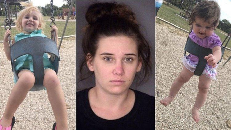 Esta mujer pasará 40 años en prisión por ir a una fiesta y dejar morir a sus bebés en el auto