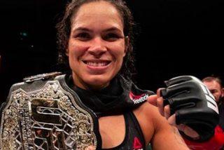 Amanda Nunes se convierte en la primera mujer en conquistar dos cinturones de la UFC