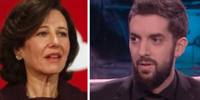 Ana Patricia Botín deja en ridículo a David Broncano con esta respuesta