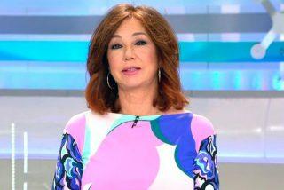"Ana Rosa Quintana, califica de ""imbécil"" al presentador de 'El Balón de Oro'"