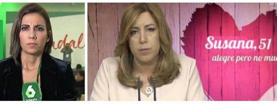 Gracias, Atresmedia: la estrategia de laSexta de linchar a VOX acaba con Susana Díaz y deja temblando a Sánchez