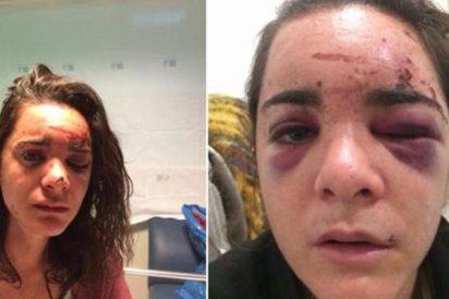 Atrapan al miserable que apaleó y violó a esta estudiante estadounidense en el intercambiador de Aluche