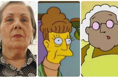 Muere la voz en español de Agnes Skinner (Los Simpson) y Muriel (Coraje, El Perro Cobarde)