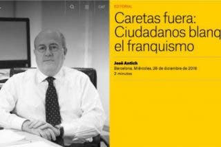 Los digitales del odio afines al racista Quim Torra dan lecciones de moderación a las 'bestias' españolas de Ciudadanos
