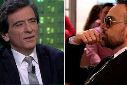 """El 'Chester' de Arcadi Espada y Risto Mejide termina explotando por los aires: el periodista se marcha del plató encarándose con """"el tramposo sicofante"""" publicista"""