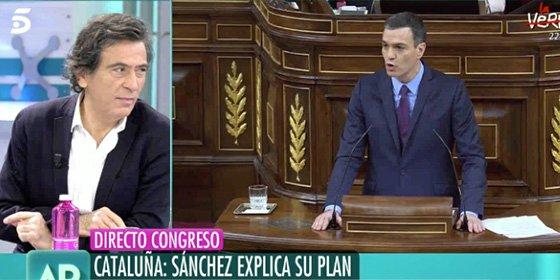 "Espada convierte los aplausos a Sánchez en un tirón de orejas: ""Europa lidia con España como con un hijo tonto"""