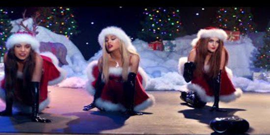Este nuevo videoclip de Ariana Grande casi se carga Internet