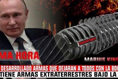 Así son las nuevas y letales armas de Putin