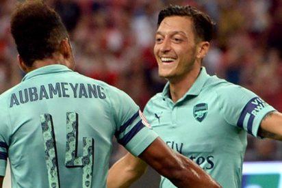 Fiesta, alcohol y drogas: los futbolistas del Arsenal en el punto de mira