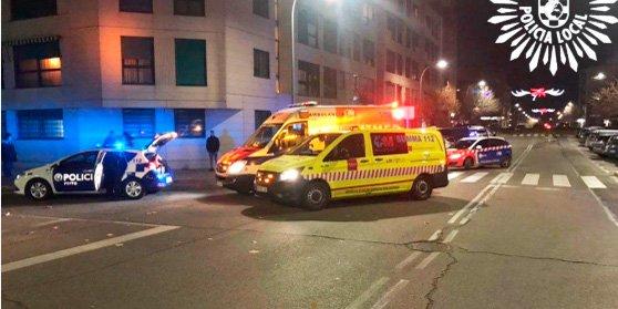 Un conductor borracho atropella a una madre y su hija de 3 años en un paso de peatones