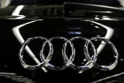 El Audi de casi 80.000 dólares que acabó bajo el agua