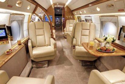 ¿Has visto el nuevo lujoso avión privado de Messi?