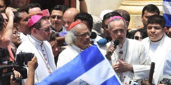 Brenes pide una masiva asistencia de feligreses en procesión del 1 de enero en Managua