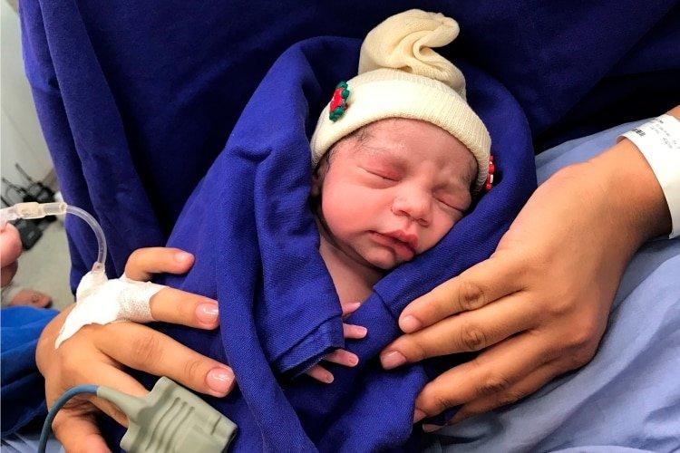Nace en Brasil el primer bebé concebido en el útero de una mujer muerta