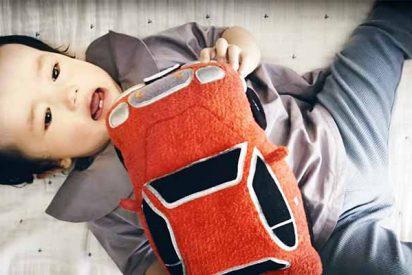 Coche: El método 'mágico' japonés para que tu bebé deje de llorar