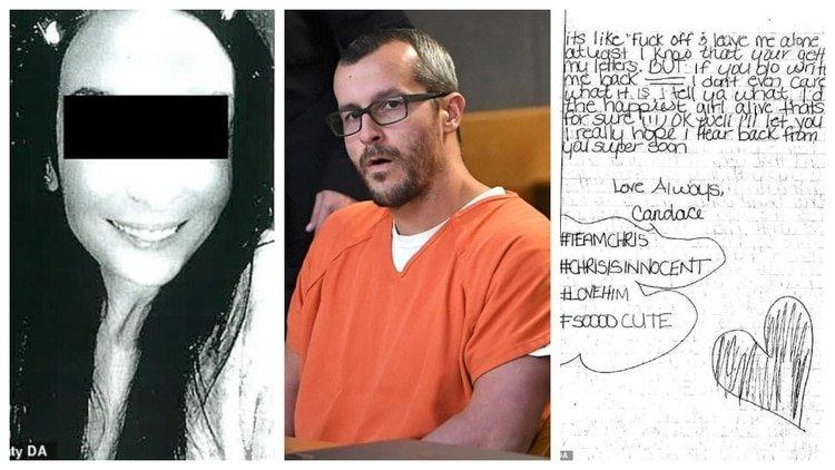 """El """"Monstruo de Denver"""" recibe en prisión decenas de cartas de amor"""