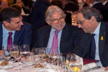"""Federico J. Losantos: """"El felón Judas Sánchez contra el Supremo, la Nación y la Constitución"""""""