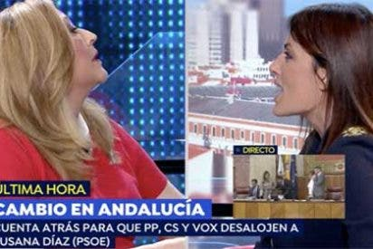 "Atresmedia sabe lo que le funciona y vuelve a permitir que Seguí humille por enésima vez a Beni: ""¿Independiente tú? ¿Acaso no votas a Podemos?"""