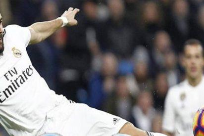 Los jugadores del Real Madrid están ya cansados de hacer el ridículo