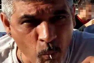El asesino confeso Bernardo Montoya se pone morado de gambas y cordero en la cena de Nochebuena