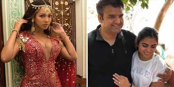 Beyoncé se viste de princesa sexy para los empresarios más ricos de la India