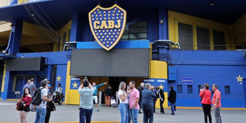 Amenaza de bomba en el estadio del Boca Juniors a horas del viaje del equipo a Madrid