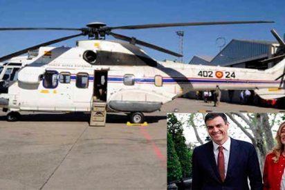 Pedro Sánchez declara 'secreta' la boda de su cuñado para ocultar lo que pagó el sufrido contribuyente español