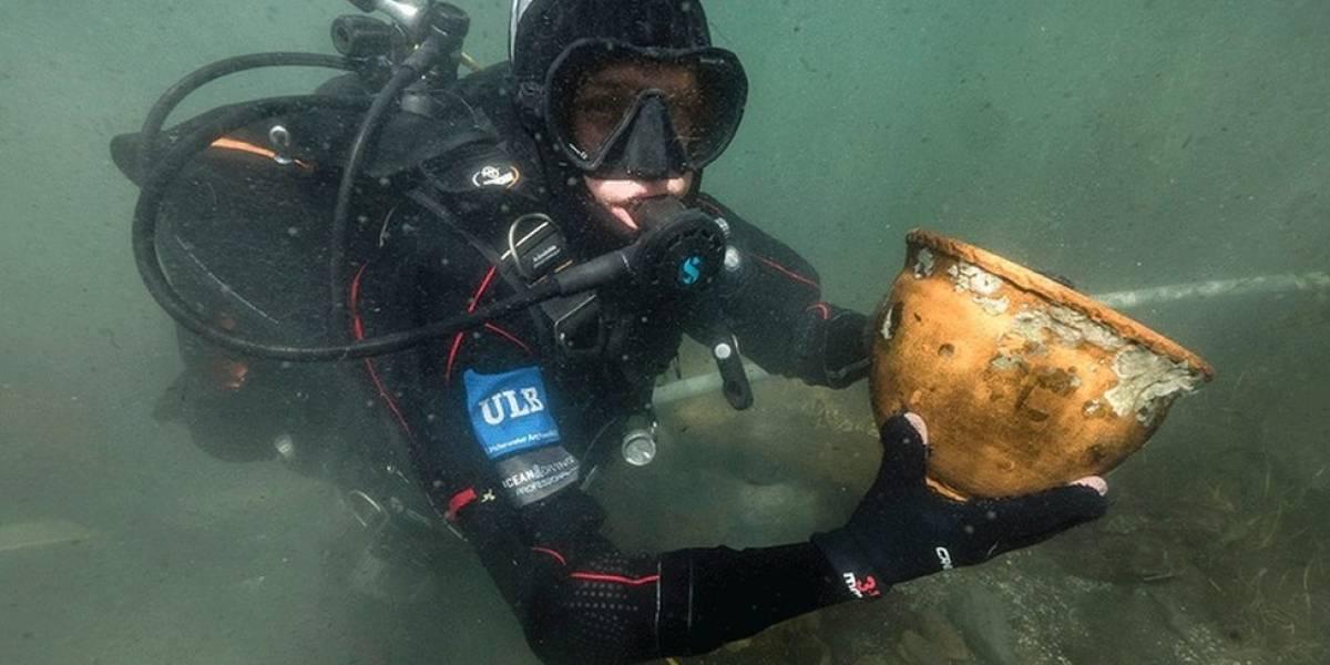 Bolivia creará un gran museo submarino con el impresionante tesoro del Lago Titicaca