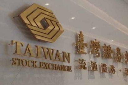 Los índices de Taiwán cierran a la baja; el Taiwan Weighted cae un 0,54%