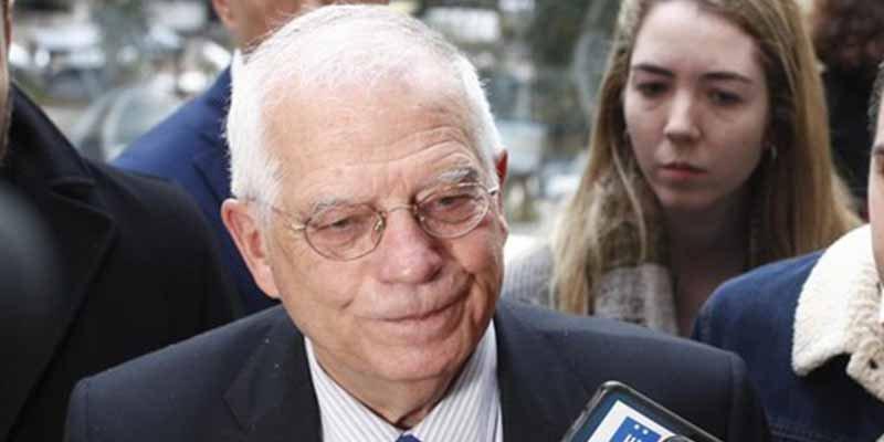 El brillante artículo que hunde en la mierda al giratorio ministro Josep Borrell
