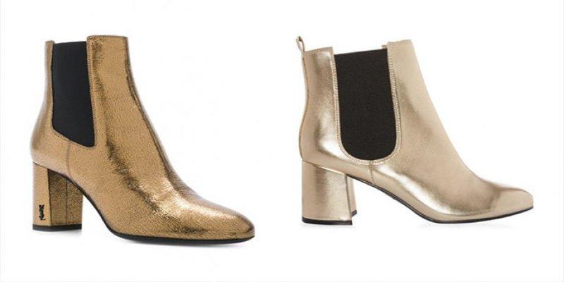 Así son los botines de 745€ de YSL que puedes comprar en Primark por 20 eurillos