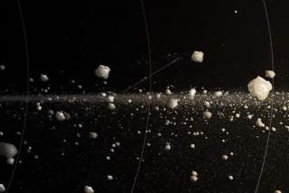 La NASA anuncia que los anillos de Saturno están colapsando