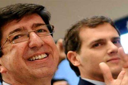 Ciudadanos: Rivera y su subalterno Marin están iniciando el camino para 'cagarla' del todo