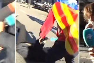 La intolerancia catalana al periodista y las mentiras del 'procés'