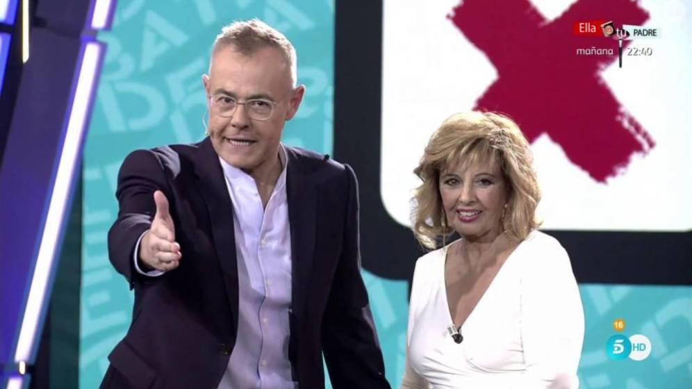 Telecinco: Teresa Campos utiliza la enfermedad de Jordi González para 'robarle' un programa