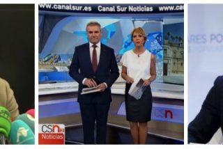 """Pánico en Canal Sur por la entrada de PP y VOX: """"Mejor no tener Canal Sur y sí endoscopios en los hospitales"""""""