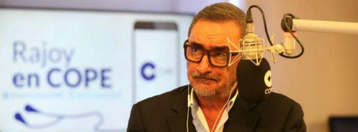"""Carlos Herrera, eufórico por la debacle del PSOE: """"Tengo una edad y lo que pasó en Andalucía pensé que no lo iba a vivir nunca"""""""
