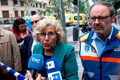 La Policía Municipal de Madrid se niega a ejecutar las 'identificaciones racistas' de Carmena y los de Podemos