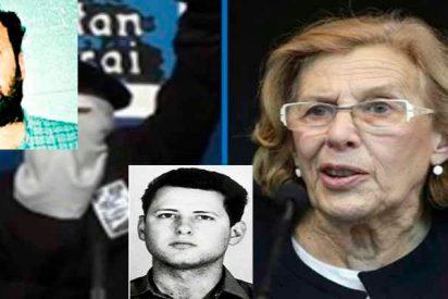 La misma Carmena que perdonaba asesinos etarras exige castigo para el asesino ultraderechista