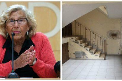Ratas, humedades y basura: así viven los vecinos de Villaverde a los que Carmena les engañó con falsas promesas